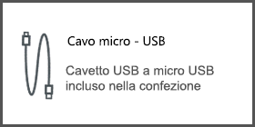 power bank cavo di ricarica